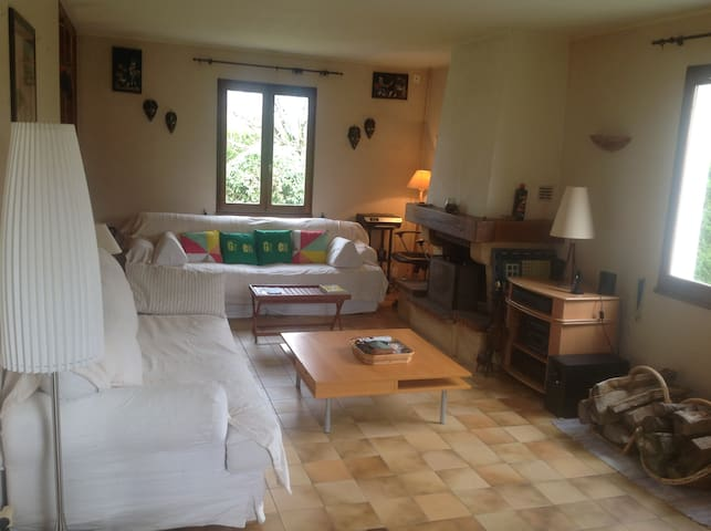 Villa de 140m2 sur 1100 m2 terrain. - Savigny-Lévescault - House