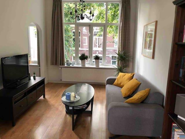Spacious Apartment Lombok - near Utrecht CS