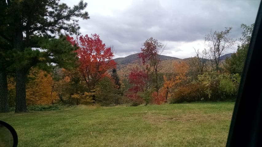 Autumn in New Hampshire is unmatchable