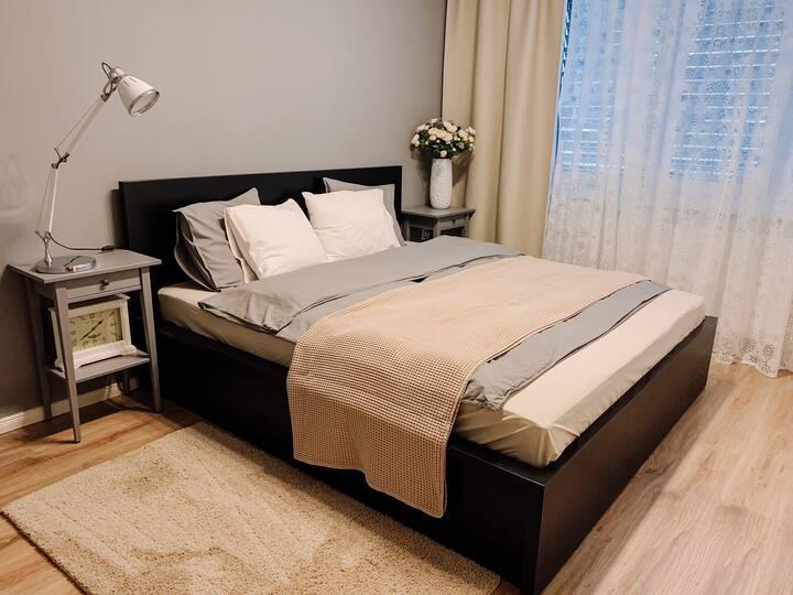 Moderní čistý designový byt