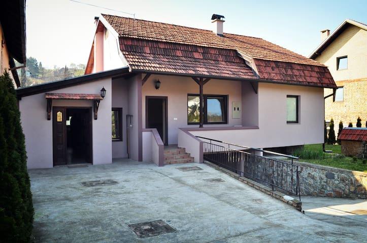 VILLA STEFAN - Sremska Kamenica - Hostel