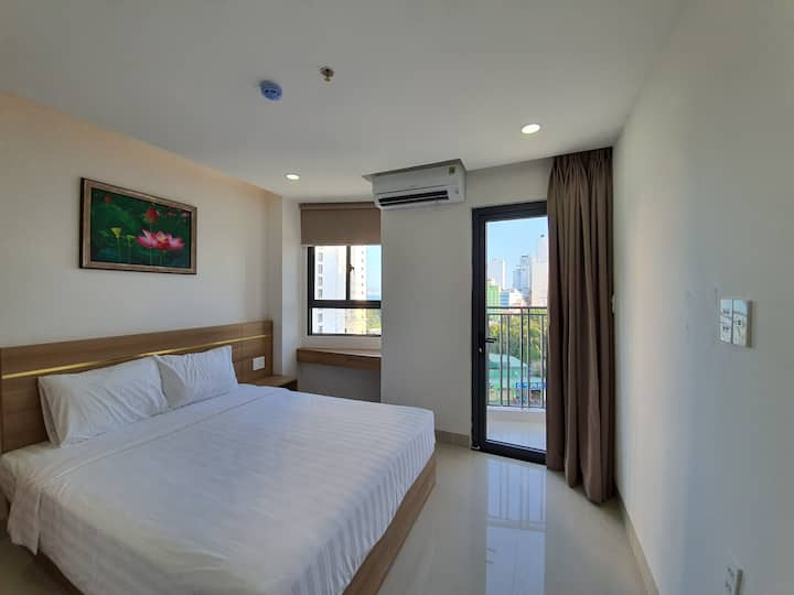 XO Hotel & Apartment Deluxe Double Apartment