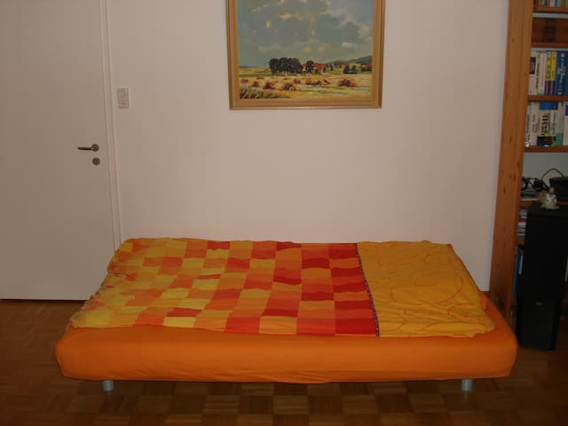 18m² Zimmer in WG - 18m² room in shared flat - Zurych
