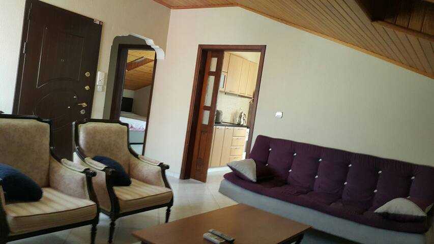 Super Loft apartment center of Fethiye