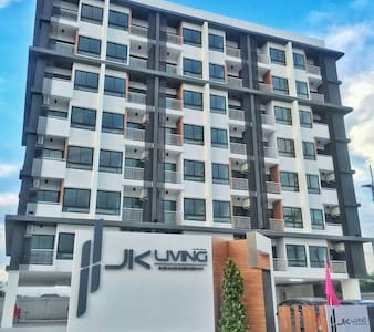JK living apartment - Na Muang - Apartment