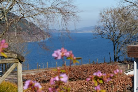Urquhart Bay Bed & Breakfast, Loch Ness View. - Drumnadrochit - Bed & Breakfast
