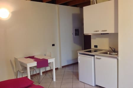 Olmo , 1 bedroom apartment, downtown, wifi - Brescia