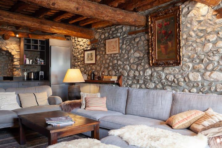 Villa en Mas Sant Marc Desayuno Incluido