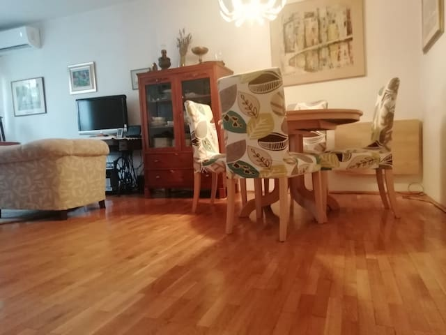 Cute apartment near Maksimir Park