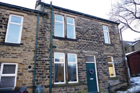 Well located Victorian stone cottage in the heart of Bronte Country. - Haworth