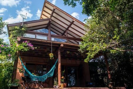 Casa Tranquila a Beira da Lagoa - Imbituba