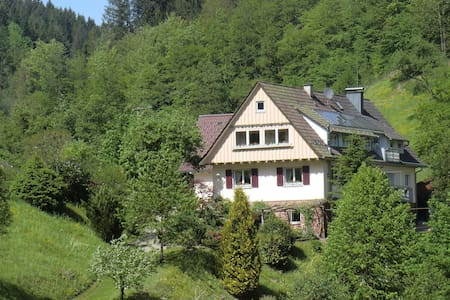 Rustic Country House in Oppenau Germany near Forest