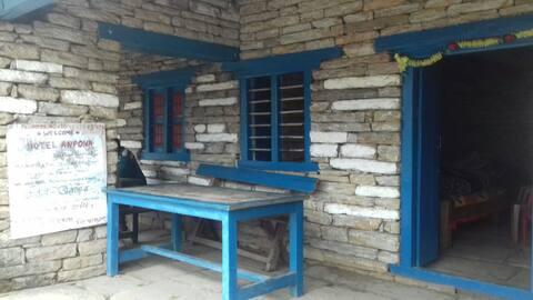 Aana Pauna Hotel - Explore The Remote Villages