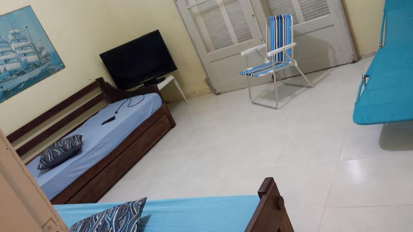 Apartamento térreo em Atlântida na Avenida Central - Xangri-Lá - Apartment