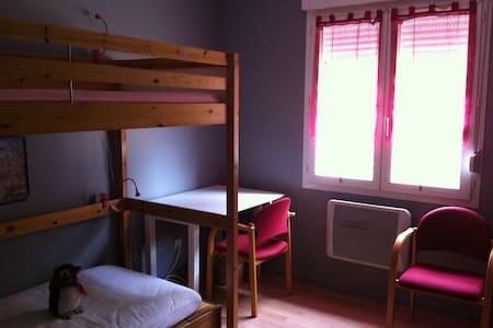 Une chambre chez Maria - Veigné - Dům