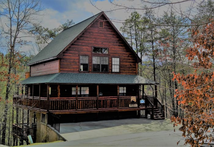Bearadise - Scenic Mtn. Views - Wifi - 6 Bedrooms - Pigeon Forge