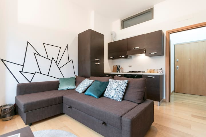 Lovely new apartment in Milano - Milaan - Appartement