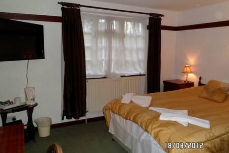 Double on-suite room - Lenham - Konukevi