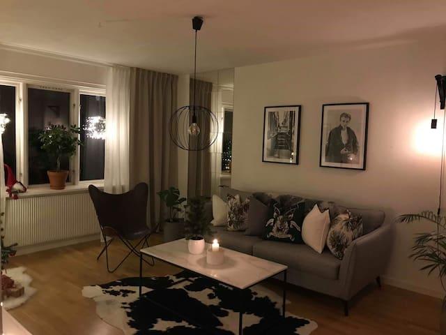 Stort boende i  centrala Borlänge
