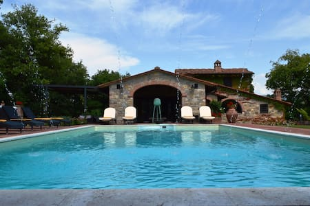 luxury retreat in Gaiole in Chianti - Gaiole In Chianti