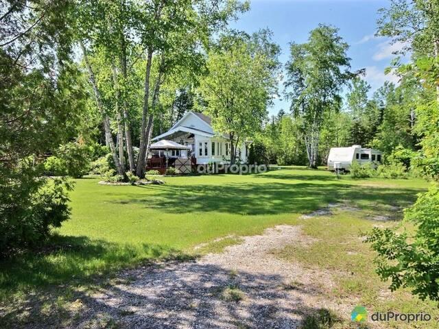 Maison Lac St-Jean