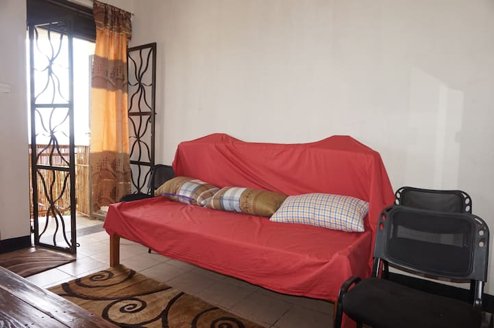 Bamboo Apartment on Kireka hill