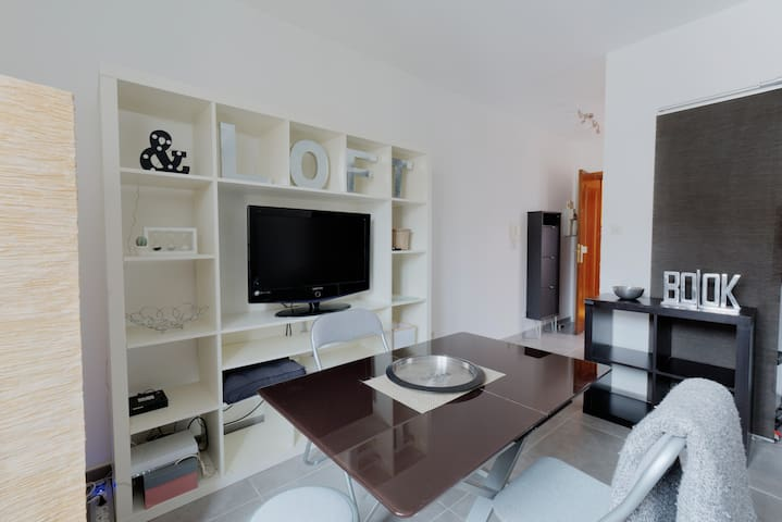 **Central** Nice studio in the heart of Lyon