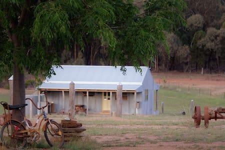Billy'O Bush Retreat - Shearers Hut