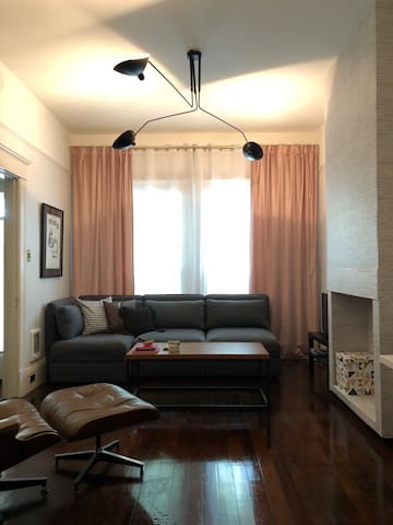 Classic SF Flat in Hot Hayes Valley Neighborhood