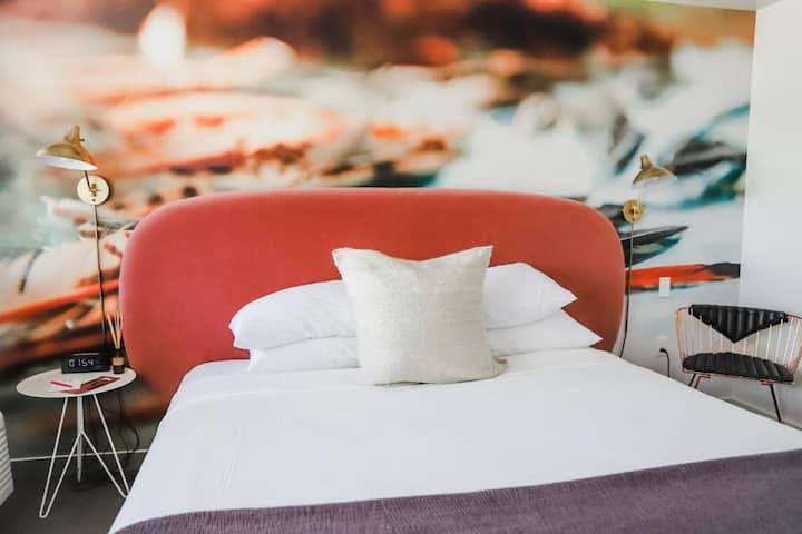 King Room, RSVP Hotel