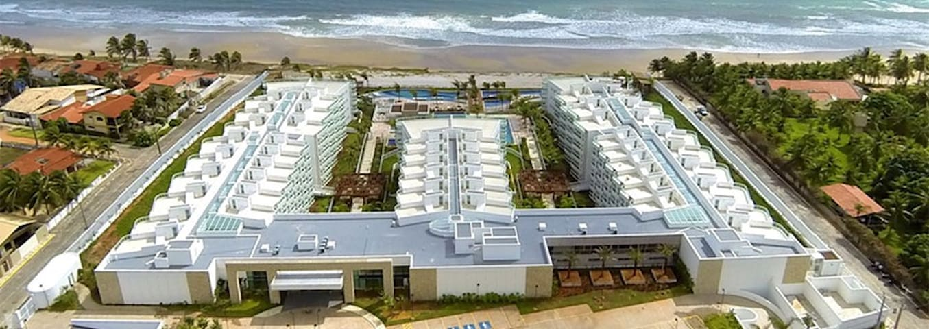 Cobertura em Resort beira mar - In Mare Bali - Parnamirim - Appartement