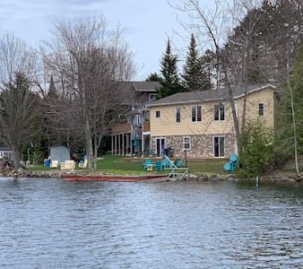 Cottage on Trump Lake in the Heart of Forest Cty