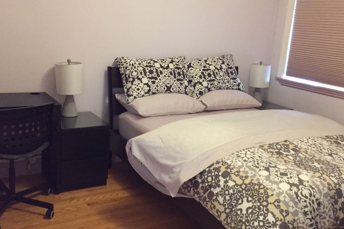 Private unit with 2 bedrooms near Golden Gate Park