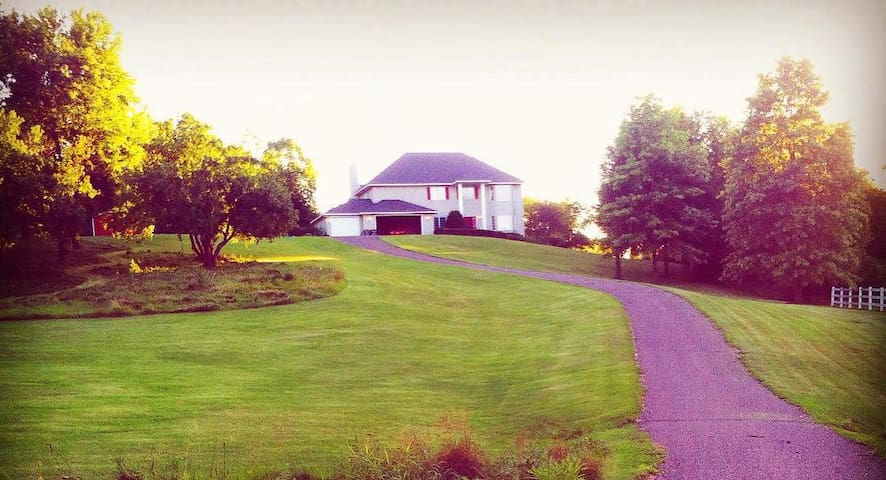 Ryder Cup Rental: Applegarden Villa Retreat - Minnetrista - Дом
