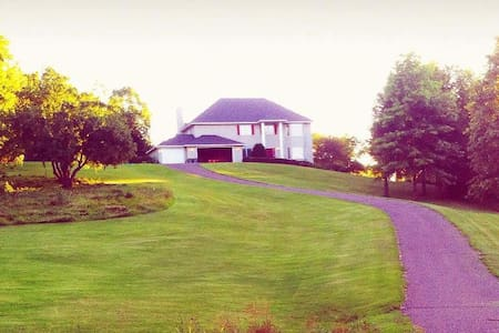 Ryder Cup Rental: Applegarden Villa Retreat - Minnetrista - Casa