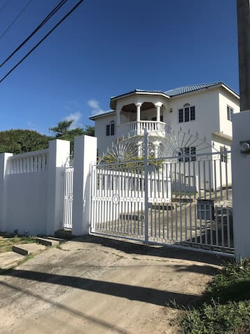 Morant Bay Villa retreat