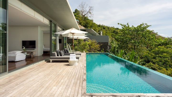 COMO Point Yamu 3-Bedroom Lagoon Pool Villa