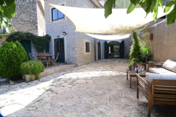 Puigpunyent, Casa entera, Tramuntana Mallorca