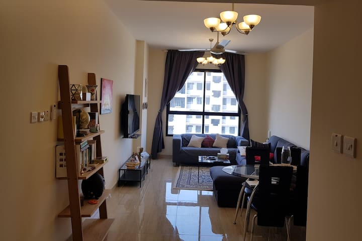Furnished appartment near Sultan Qabus University.
