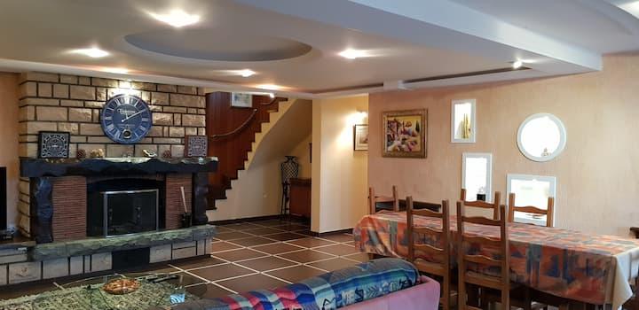 Confortable appart 86 m2 - Golf Evian/Lac Léman