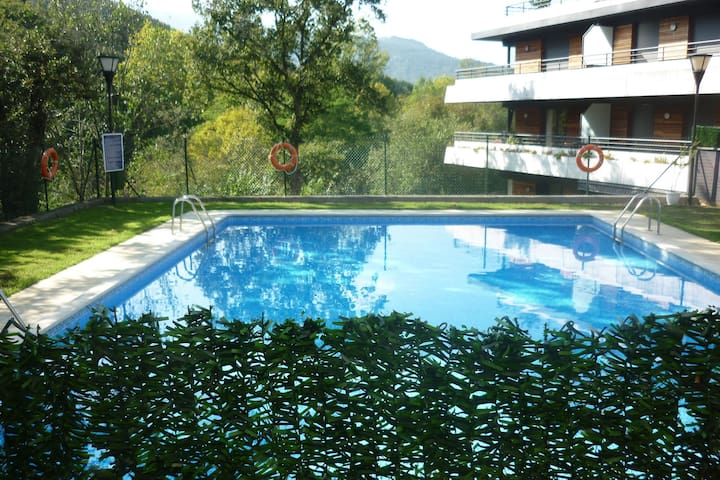 Modern Apartment in Ramales de la Victoria with Pool