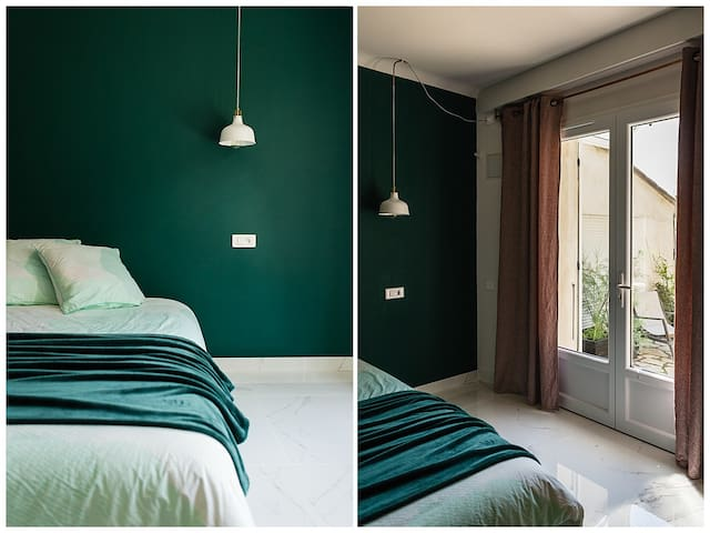 B&B Au vert ! Splendide chambre à Nîmes