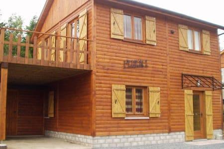Cozy Holiday Home in La Roche-en-Ardenne with Sauna