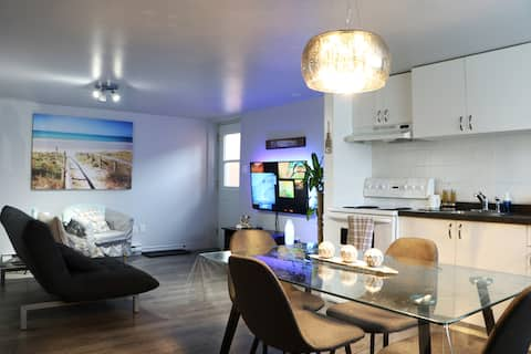 Cozy apartment renovated, Netflix, WI-FI & Disney+