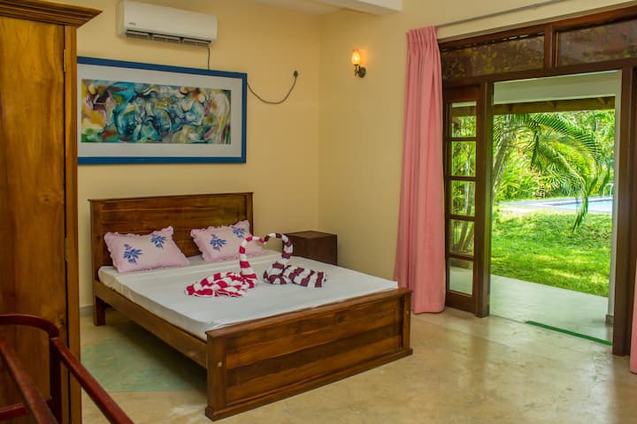 Bed an breakfast with luxury family rooms