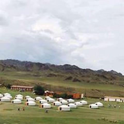 Khanbogd tourist camp