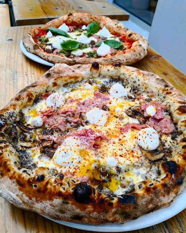 Truffle pizza <3
