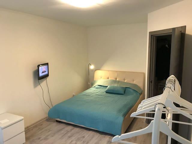 Просторная квартира у м. Звездная+WiFi