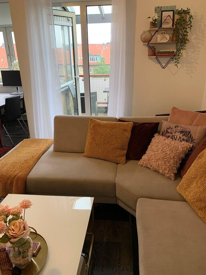 Hyggelig og ren privat lejlighed