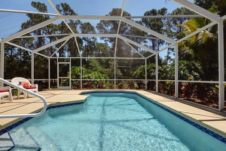 Beautiful and Relaxing Heated Pool Home 3/2